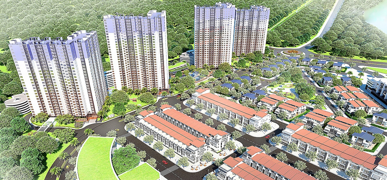 Westbay Residence Tower C&D – Ecopark